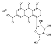 113443-70-2,大黄酸-8-O-β-D-葡萄糖苷,C<sub>21</sub>H<sub>16</sub>CaO<sub>11</sub>,-欧恩科化学 欧恩科生物 www.oknk.com.